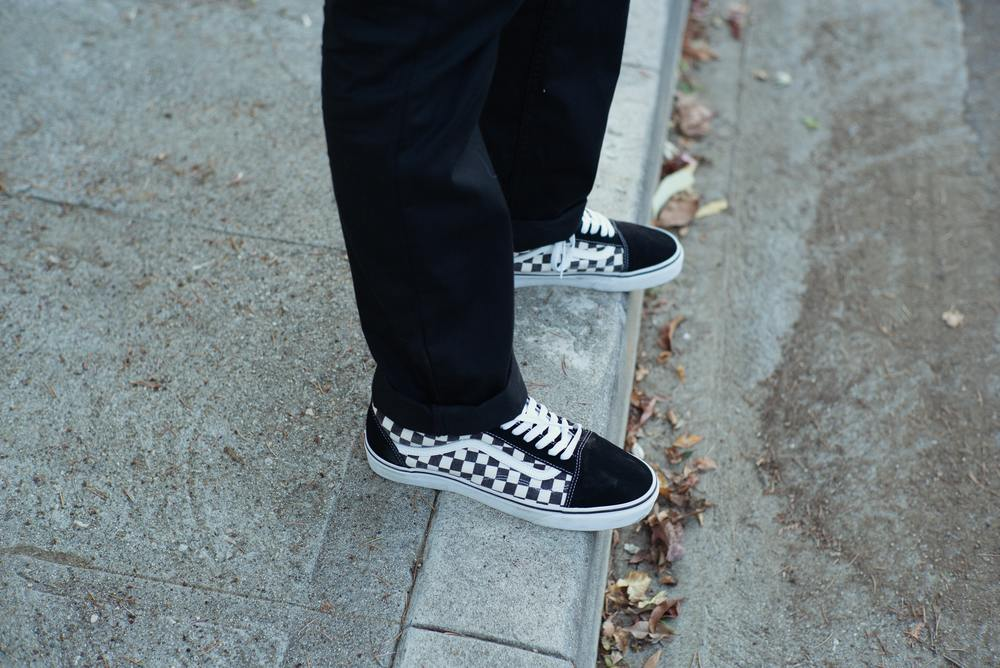 69dbc40ee9a2d5 Vans Pays Homage to Iconic Motif with Spring Checkerboard Collection ...