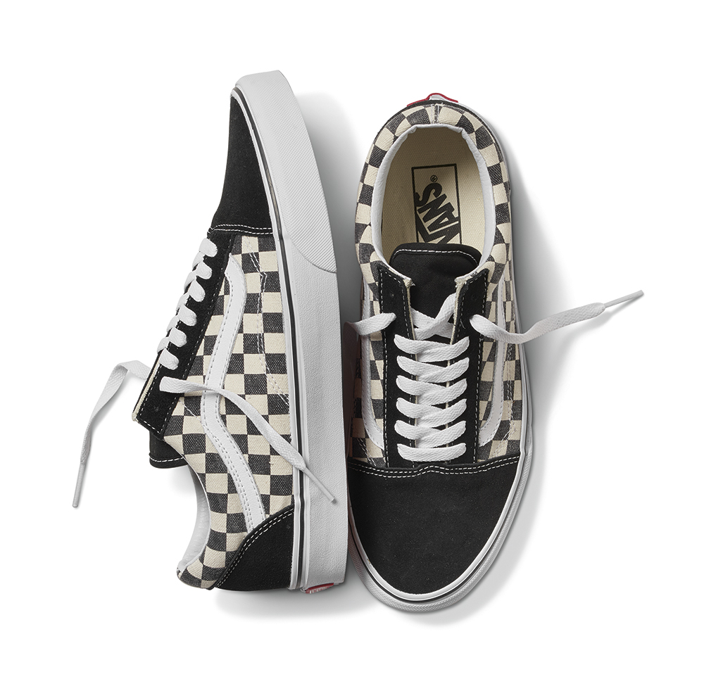 60b56f872c Vans Pays Homage to Iconic Motif with Spring Checkerboard Collection ...