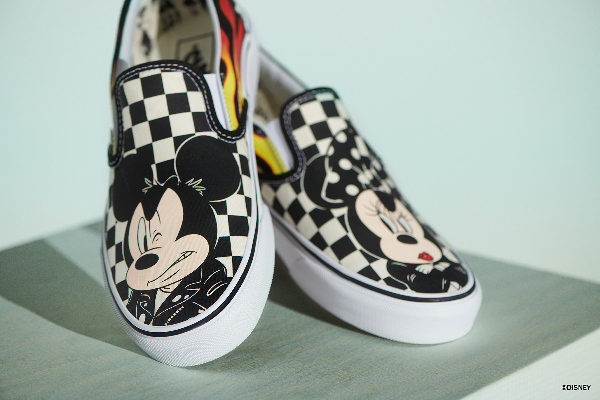 2b81355f82 Vans x Disney – Mickey Mouse 90th Anniversary Collection (10.5.18)   disneyxvans
