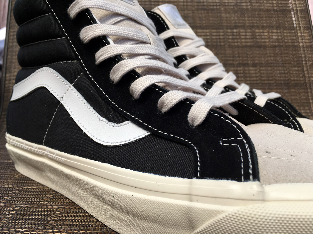 39d3f359 Vans x Fear Of God x Pac Sun – Sk8-Hi 38 Reissue (UTP Review!)