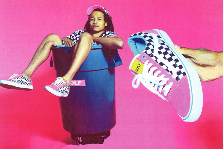 532f1789b677 Vans x Golf Wang – Old Skool Pro (August 2015)