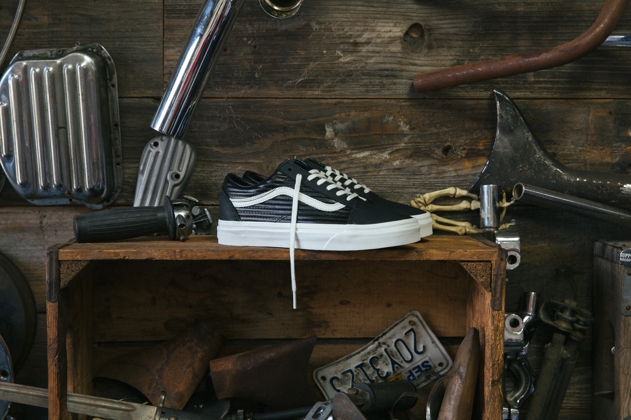 6094cff33d Vans Classics – Moto Leather Pack (Available Now!)