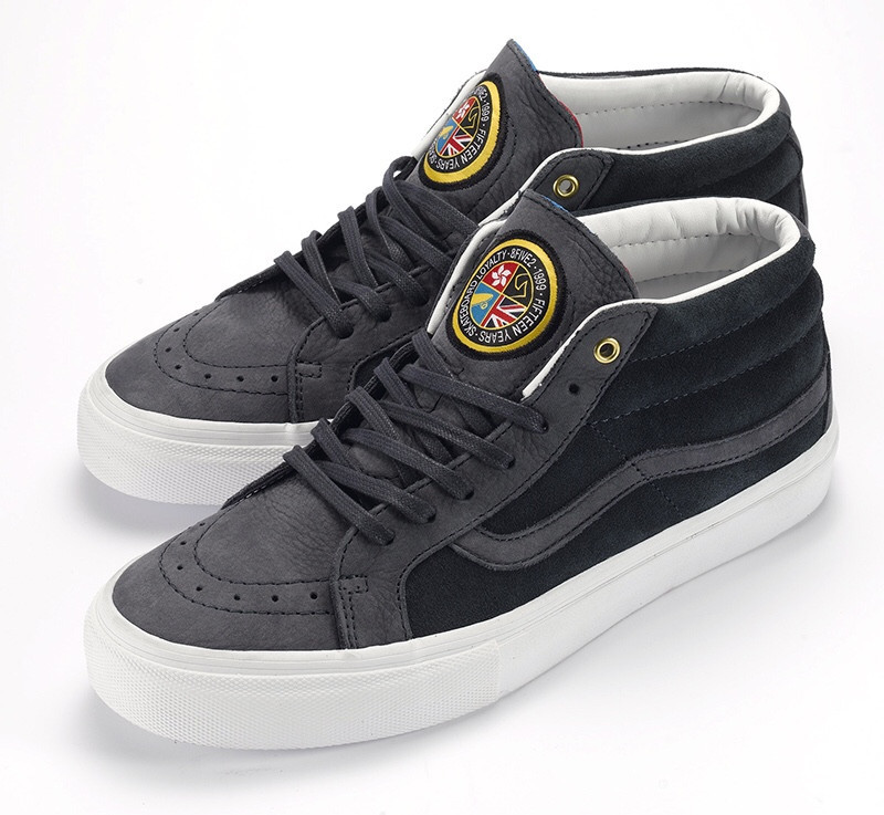 """aa59a49bd70bed Vans Syndicate x 8Five2 – Sk8-Mid """"S""""   Old Skool """"S"""" (Available Now!)   8FIVE2"""
