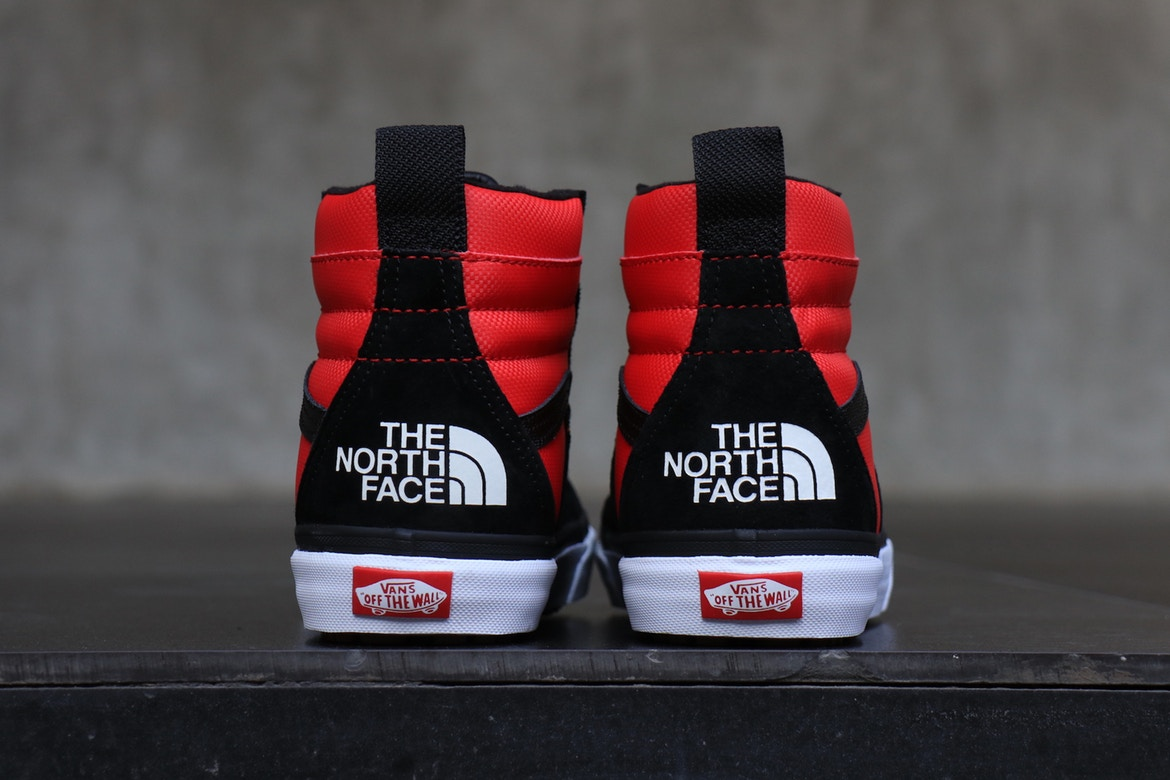 8f0f0fd572 Vans x The North Face – Collection (11.3.17)  thenorthface  vansxtnf